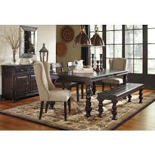dining room tables with upholstered chairs. gerlane dining set w/ upholstered chairs room tables with s