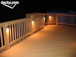 deck lighting. Decking Lights More Deck Lighting
