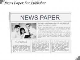 newspaper ppt template newspapers powerpoint templates powerpoint newspaper clipping