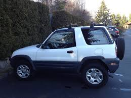 Cohort Outtake: 1998 Toyota RAV4 – Remember When They Were This Small?