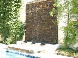 architecture indoor wall fountains regarding style water feature remodel clearance home depot waterfall