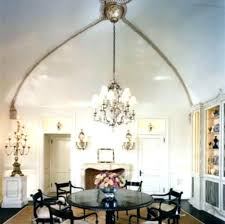 high ceiling light chandelier lights fixtures dining room lighting for ceilings contemporary chandeliers best hig