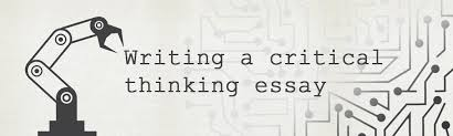 critical thinking essay the ultimate guide writings guru blog when it comes to writing the essay don t let the word count or scope of the topic intimidate you you must take the different aspects of the essay one step