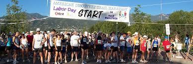 American teens organize marathon