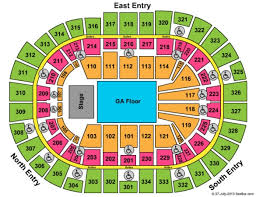 Moda Center Theater Of The Clouds Seating Chart 78 Clean Map Of The Moda Center