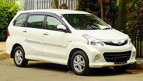 Toyota Avanza - Wikipedia