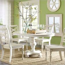 dining room round white dining room table round dining table set with leaf extension cutlery