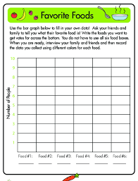 Graphing Data Tally Marks And Bar Graphs Lesson Plan
