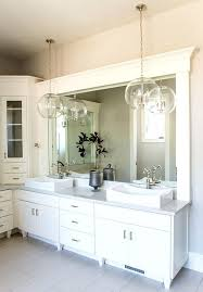 how to hang a bathroom mirror fascinating bathroom mirror brackets hanging bathroom mirror hanging