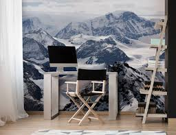 12 NEW CAPTIVATING MOUNTAIN WALL MURALS TO TRANSFORM YOUR HOME!