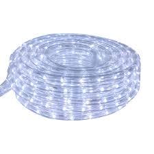 Shop Cascadia Lighting 30 Ft Led Cool White Rope Light At
