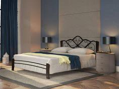 Металлическую <b>кровать</b> купить в Москве, цена на железные ...