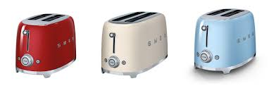 Retro Style Kitchen Appliance Meet The New Smeg 50s Retro Design Small Home Appliances Best