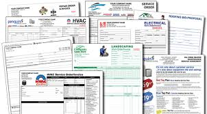 General Contractor Invoice Best Indesign Business Form Templates General Contractor Forms