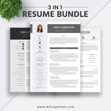 2019 Best Fonts And Formats For Modern Resume Ataumberglauf