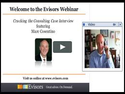 cracking the case interview marc cosentino on vimeo