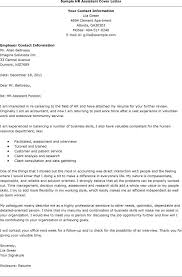 Cover Letter Sample For Hr Position  how to write a cover letter