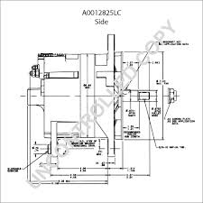 isolated ground alternator wiring diagram isolated automotive a0012825lc dim s isolated ground alternator wiring diagram a0012825lc dim s