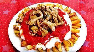 Tavuklu Çökertme Kebabı Tarifi - Saniye Anne Kebaplar