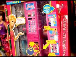 Barbie Vending Machine Interesting BARBIE Fashion Vending Machine [Barbie Clothes Vending Machine] TOY