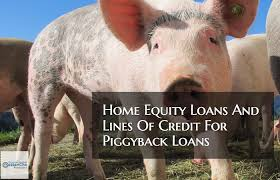 Home Equity Loans And Lines Of Credit On 80 10 10 Piggyback