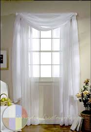 white curtain panels. Turtle Bay Voile Curtain Panel Available In White, Ivory, Sky Blue, Lemonade And White Panels L