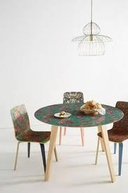 liberty for anthropologie tamsin dining table