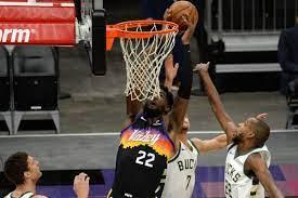 NBA Finals Edition - It's Suns vs Bucks ...