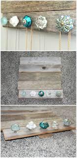 Wall Jewelry Organizer 25 Best Pallet Jewelry Holder Ideas On Pinterest Jewelry