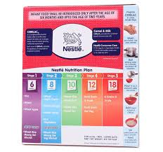 Nestle Cerelac Stage 2 Fortified Baby Cereal Wheat Apple Cherry 300 Gm