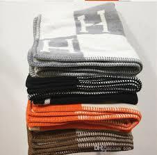 Cashmere Blanket H Luxury Original Fashion <b>Brand Winter Thicken</b> ...