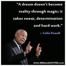 Colin Powell Quotes On Dreams. QuotesGram via Relatably.com