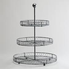 3 Tier Standing Fruit Basket