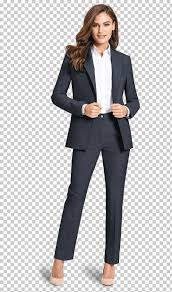 Womens Light Gray Pant Suit Blazer Pant Suits Pants Tuxedo Business Attire For Women