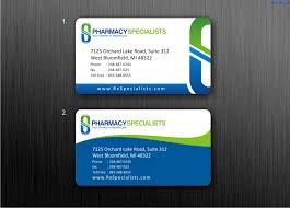pharmacy design company business cards to pharmacy company by dewaaaa on deviantart