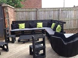 pallets patio furniture. Ideas With Pallets Pallet Wood Outdoor Furniture Patio Bed A