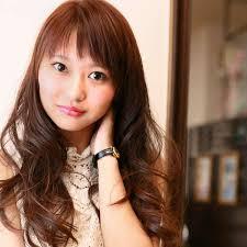 いい女風 ロングスタイルの髪型 Stylistd