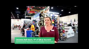 hear from exhibitors at the grand strand gift resort merchandise show