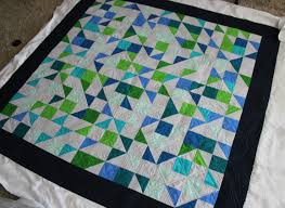 Quilting Is My Therapy Quilting Half Square Triangle Quilts & hst quilt machine quilting Adamdwight.com