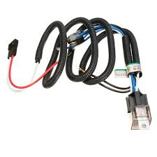 car horn relay wiring harness kit for grille mount blast tone image