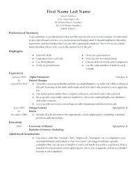 Resume Builder Sign In – Baxrayder