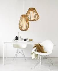 beacon pendant lighting. Beacon Lighting - Stockholm 1 Light Squat Flair Pendant In Natural Wood T