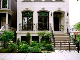 landscaping ideas for small front yard townhouse