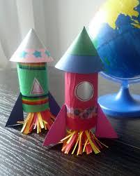 Znalezione obrazy dla zapytania rakieta jak zrobić -przedszkole
