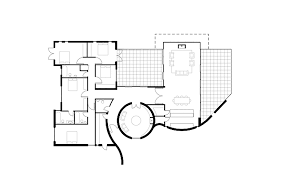 Gallery of Sea Glass House   The Manser Practice Architects      Floor Plan