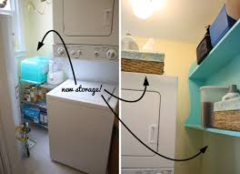 Very Small Laundry Room Small Laundry Room Makeover