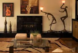Safari Living Room Decor Beauteous How To Use African Art Craft As Décor Daily Monitor