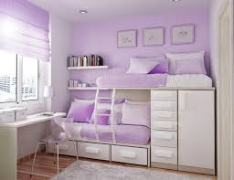 cute furniture for bedrooms. Cute Purple Wall Decoration And White Bedroom Furniture For Bedrooms F