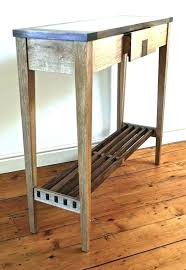 entry furniture. Entry Table With Storage Rustic Furniture Medium Image For Small Entryway