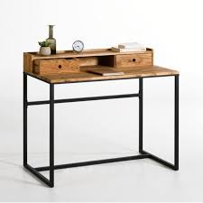 wood and iron furniture. excellent natural home to do the old vintage wrought iron wood desk simple study household furniturein coffee tables from furniture on and i